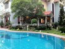 Cho thuê biệt thự đẹp nhất Thảo Điền Quận 2, 1000m2