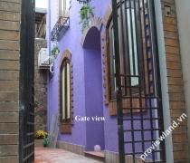 Cho thuê nhà phố đường Trần Quang Khải quận 1
