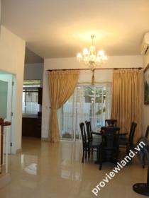 Cho thuê biệt thự Villa Mỹ Giang 250m2 3 phòng ngủ