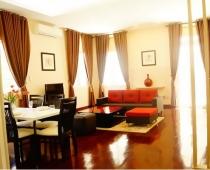Căn hộ dịch vụ City Living cho thuê 1 phòng ngủ, nội thất cao cấp, thiết kế đẹp