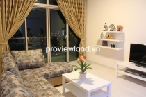 Apartment for rent in The Vista T3 Tower 110sqm 2BRs pool view very luxury full furnished