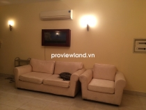 Hung Vuong Plaza apartment for rent high floor 130sqm 3 beds view Thong Nhat very clear