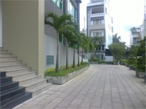 Samland Apartment for rent in Binh Thanh, beautiful house