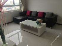 Cho thuê căn hộ Tropic Garden 80m2 2 phòng ngủ view sông