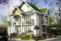 Sales Phu My Hung Villa, Area: 280m2