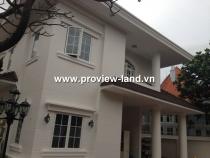Cho thuê biệt thự Trần Não Quận 2, 750m2