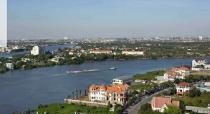 Bán căn hộ River Garden view sông Saigon Quận 2
