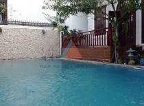 Villa cho thuê khu compound Thảo Điền 430m2 có hồ bơi