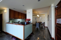 Hoang Anh Riverview apartment for rent full furnished 4 bedroom
