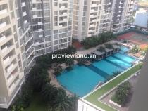 Cho thuê căn hộ 148m2 3PN The Estella đầy đủ nội thất view nhìn hồ bơi nội bộ