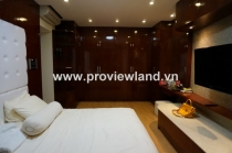 Apartment for rent in Saigon Pearl, Topaz 2, 3 bedrooms, view District 1