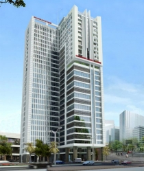 office building for sale in district 3, area 13x23m 1 basement - 8 floor