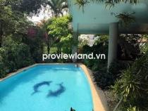 Biệt thự Thảo Điền 18x20m hồ bơi gara cần bán