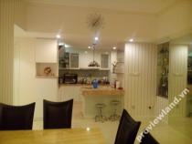 Cho thuê căn hộ SaiGon Pearl 3 phòng ngủ 140m2 view sông