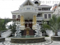 Bán biệt thự Thảo Điền Quận 2, lâu đài Quận 2