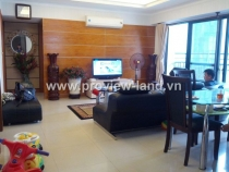 Apartment for rent Cantavil An Phu District 2, luxurious interior