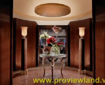 Cho thuê Duplex Saigon Pearl tầng 35 -36 -37 Topaz 1