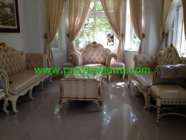 Sell villa Phu Gia, Phu My Hung District 7 area of 369m2