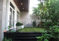 Villa for sale on Nguyen Van Troi Street, 8x25m, swimming pool