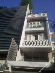 Bán nhà phố đường Lam Sơn Quận Phú Nhuận 100,8m2