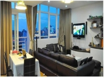 Ben Thanh Tower Dt.1,2beds,1450$/mth