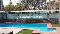 Biệt thự cho thuê Đường Tống Hữu Định Quận 2 hồ bơi tuyệt đẹp