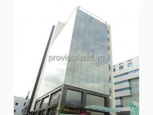 Bán tòa nhà văn phòng mặt tiền Phan Đăng Lưu 275m2 7 tầng  Phú Nhuận