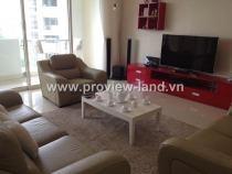 Apartment for rent in District 2 Estella, beautiful furniture