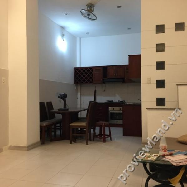 Cho thuê nhà phố tại Thảo Điền 3 tầng 5×11