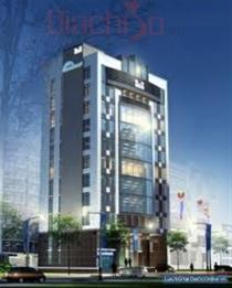 Bán tòa nhà văn phòng MT Phó Đức Chính Quận 1 diện tích đất 450m2  10 tầng diện tích sàn hơn 4000m2