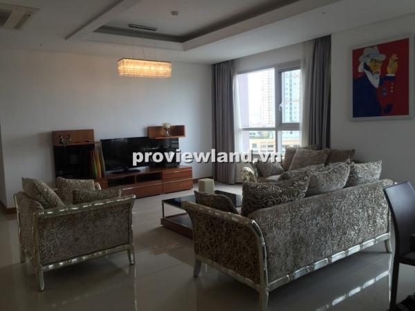 Cho thuê căn hộ 201m2 3 PN view sông đầy thơ mộng tại dự án Xi Riverview