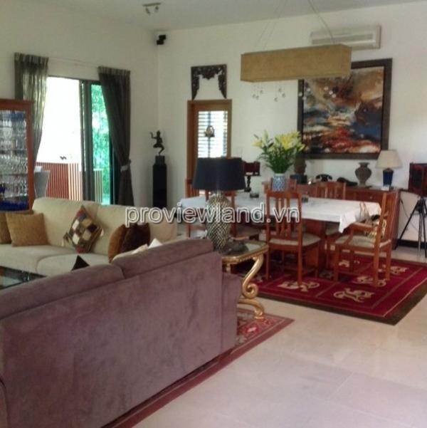 Bán căn Villa Riviera Quận 2 có 320m2 diện tích 4 phòng ngủ 2 lầu