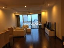 Cho thuê căn hộ tầng cao 157m2 3PN Vincom Center nội thất tiện nghi view sông tuyệt đẹp