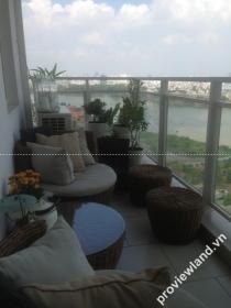 Cho thuê căn hộ River Garden 3 phòng ngủ 140m2