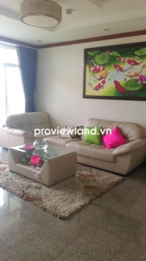 Flat for rent at Hoang Anh Gia Lai low floor 177sqm 4beds full furnished
