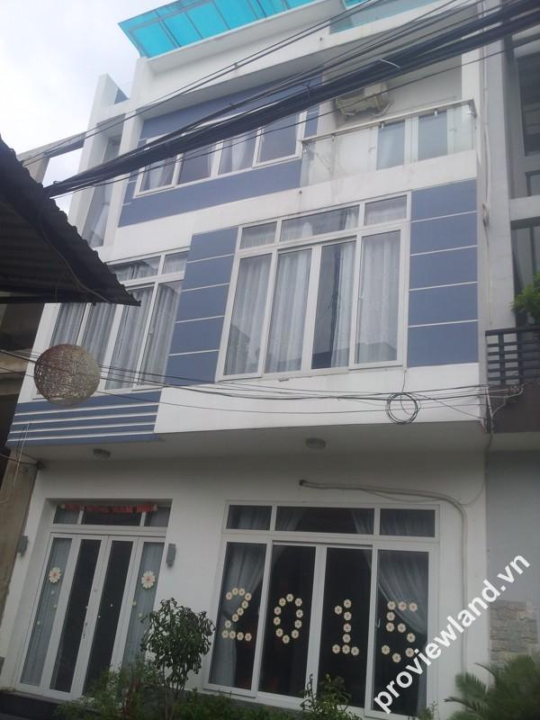 Cho thuê nhà phố mặt tiền đường Tống Hữu Định