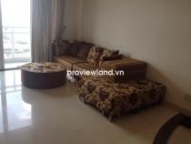 Cho thuê căn hộ 140m2 - 3 PN Fideco Riverview tầng thấp nội thất gỗ sồi tự nhiên