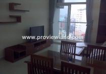 Cho thuê căn hộ Satra Eximland 2 phòng ngủ quận Phú Nhuận