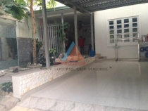 Cho thuê villa compound Quốc Hương 252m2 có nội thất