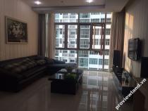 Leasing apartment in The Vista high floor 101sqm 2 beds full interior