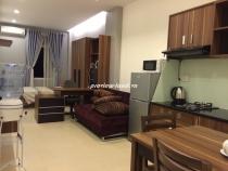 Cho thuê căn hộ dịch vụ quận 2 kiểu studio đẹp mắt
