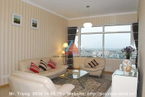Topaz Saigon Pearl apartment for rent with 3 bedrooms