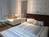 The Lancaster apartment for rent high floor 55sqm 1BR fully furnished small balcony