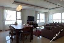 Căn hộ quận 2 cho thuê XI Riverview 201m2 3 phòng ngủ view sông