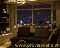 Căn hộ Saigon Pearl cho thuê 4 phòng ngủ giá hợp lý