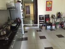 Flat for rent in Lu Gia Plaza on high floor 92sqm 2 bedrooms