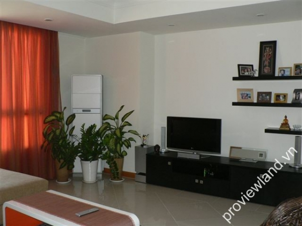 Luxurious The Manor HCMC apartment for sale 113sqm 2 bedrooms full furnished