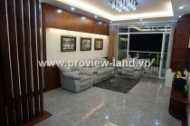 Apartment for rent in Hoang Anh RiverView, 3 bedrooms, view highway