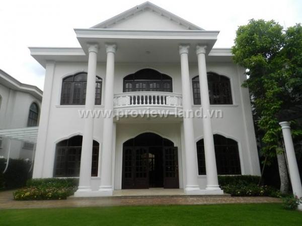 Cần cho thuê biệt thự Thảo Điền 1 sân vườn 650m2