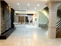 Saigon Pearl Villas for rent